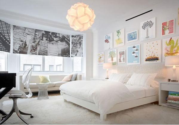 Sade Yatak Odası (2)