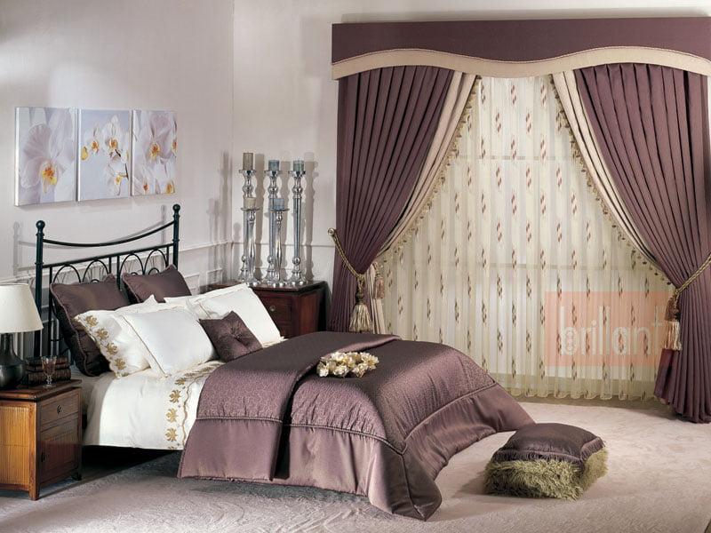 Yatak Odasi Perdeleri