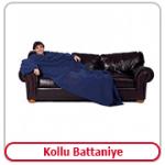 kollu battaniye