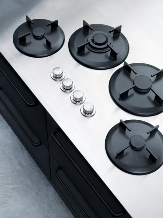 Çelik Mutfak Modelleri (1)