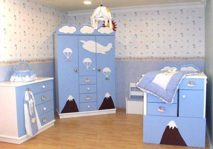 Çocuk Odası Fikirleri (1)