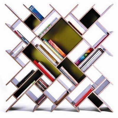 İlginç Kitaplık Modelleri (4)