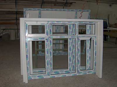 PVC Pencere Sistemleri (1)
