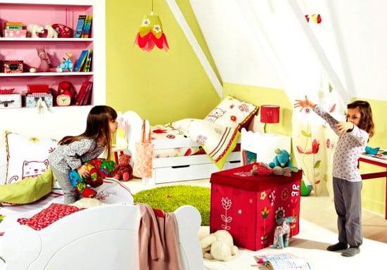 Renkli Çocuk Odası Modelleri (12)