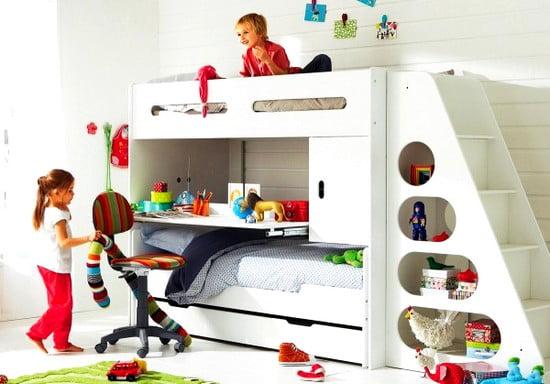 Renkli Çocuk Odası Modelleri (13)