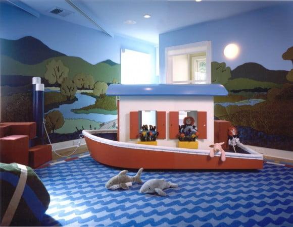 Renkli Çocuk Odası Modelleri (3)