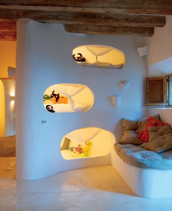 Renkli Çocuk Odası Modelleri (6)