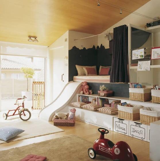 Renkli Çocuk Odası Modelleri (7)