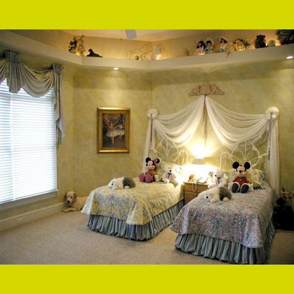 Yeni Çocuk Odası Perdeleri (4)