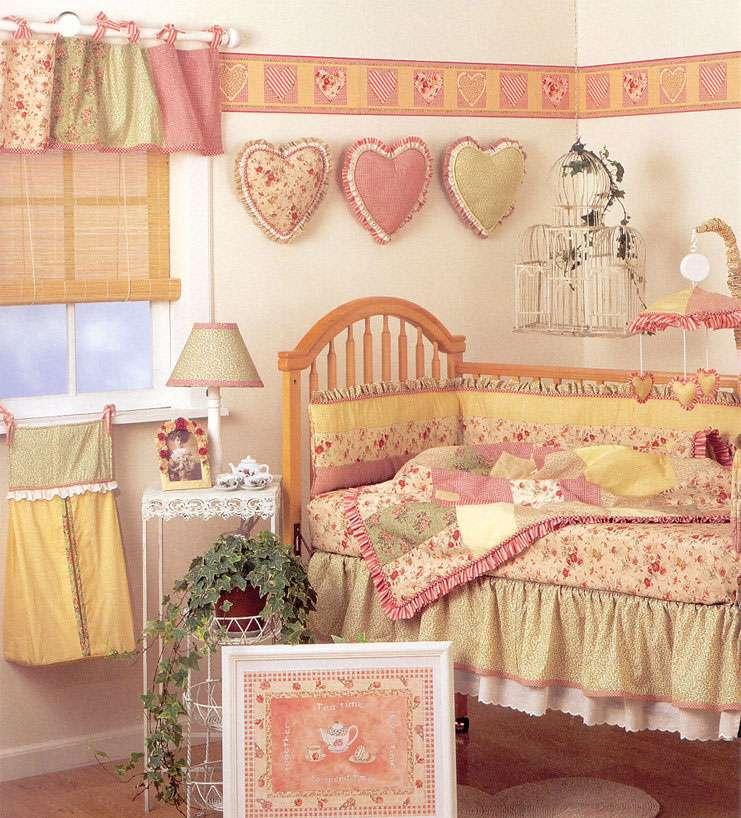 Yeni Çocuk Odası Perdeleri (5)