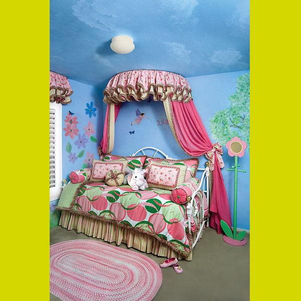 Yeni Çocuk Odası Perdeleri