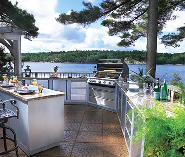 Açık Mutfak Tasarımları (5)