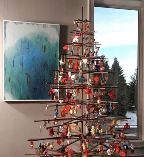 Alternatif Noel Ağaçları (8)