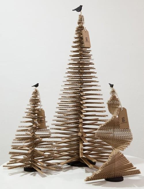 Alternatif Noel Ağaçları