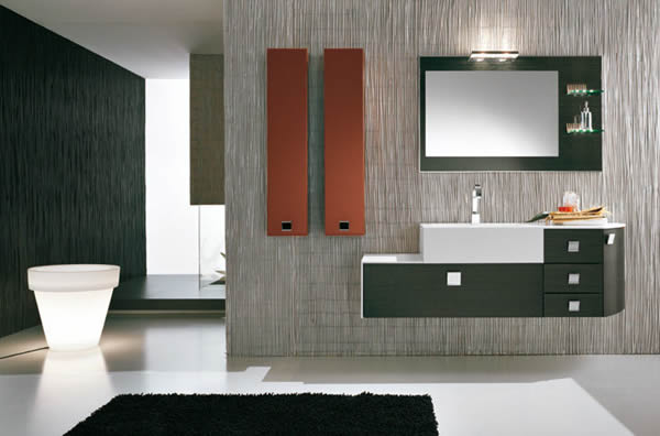 Banyo Lavabo Takımı Modelleri (12)