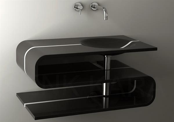 Banyo Lavabo Takımı Modelleri (9)