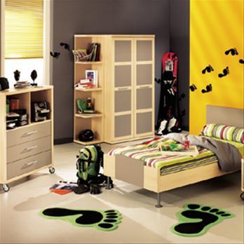 Bebeğin yatak odası mobilya (1)
