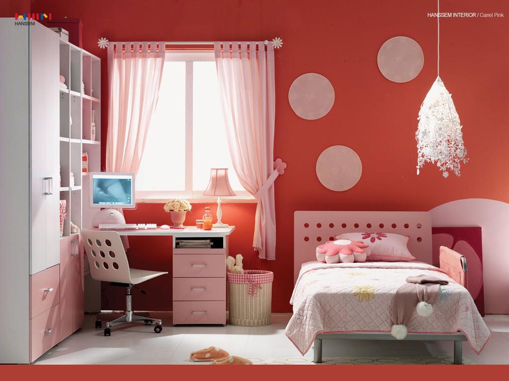 Bebeğin yatak odası mobilya (4)