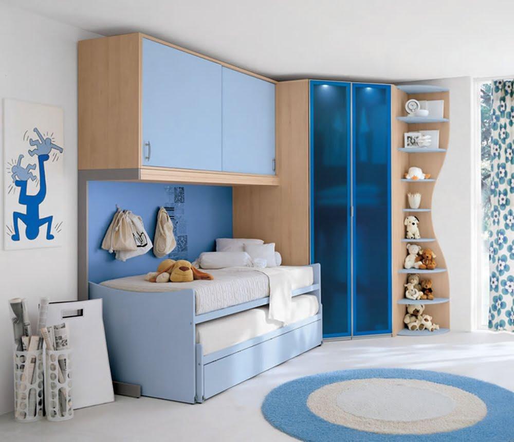 Bebeğin yatak odası mobilya (5)