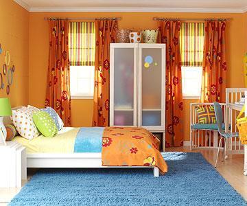 Bebeğin yatak odası mobilya (8)