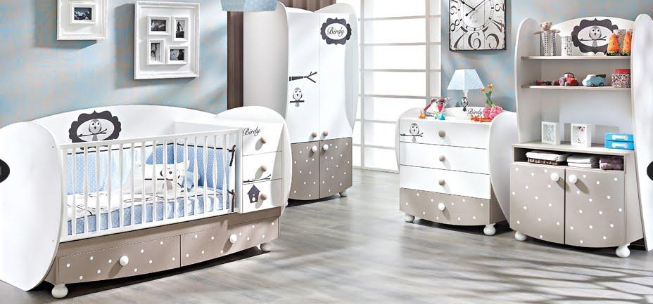 Doğtaş Mobilya Bebek Odası Örnekleri (1)