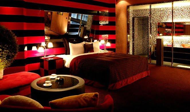 Kırmızı Yatak Odası (6)