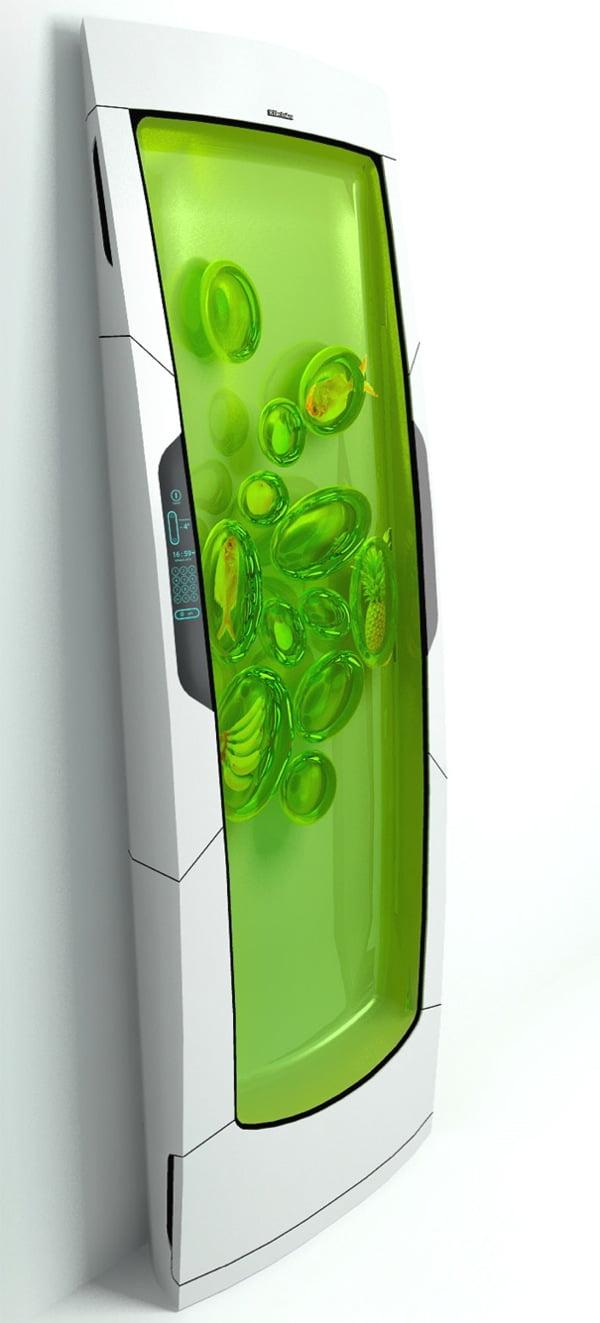 Teknoloji Harikası Buzdolabı Modeli (1)