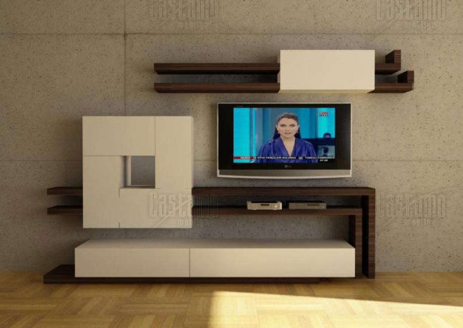 Tv Duvar Üniteleri (4)