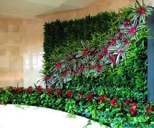 Yeşil Ev Dekorasyonu (2)