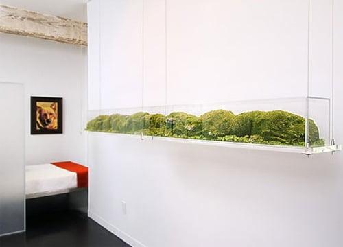 Yeşil Ev Dekorasyonu (7)