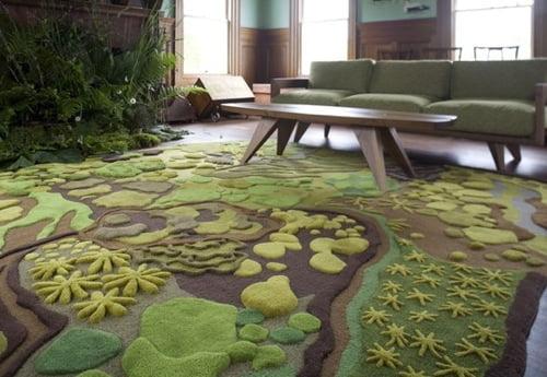 Yeşil Ev Dekorasyonu