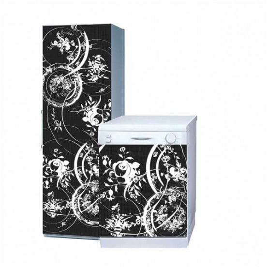 refrigerator stickers buzdolabı stickerı (2)
