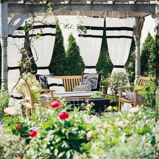 Çağdaş Bahçe Fikirleri (10)