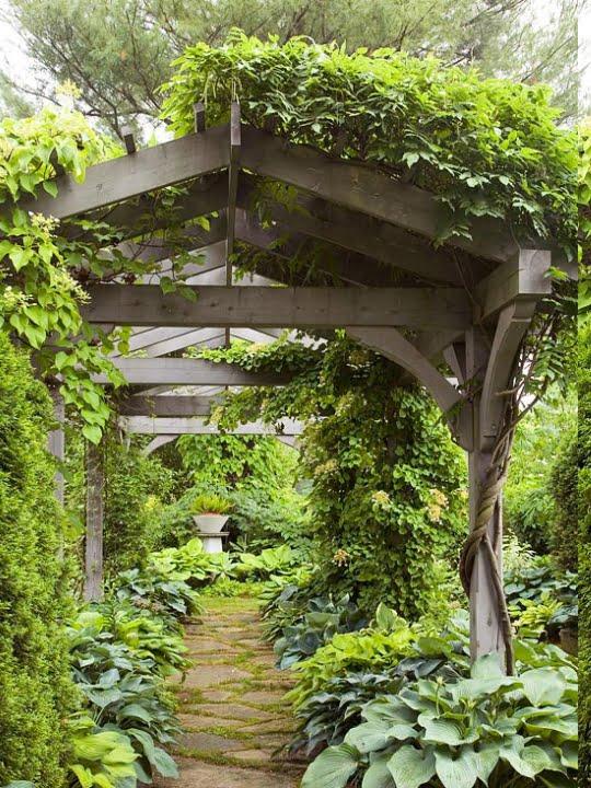 Çağdaş Bahçe Fikirleri (2)