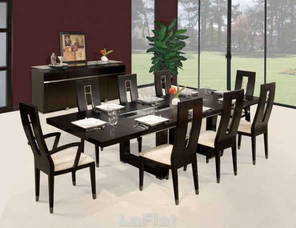 Çağdaş Yemek Odası Tasarımı (2)