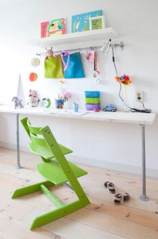 Çocuk Çalışma Masa Örnekleri (3)
