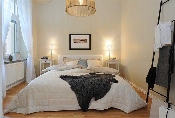 İsveç Yatak Odası Tasarımları (2)