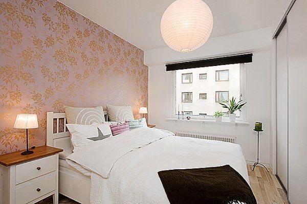 İsveç Yatak Odası Tasarımları (5)