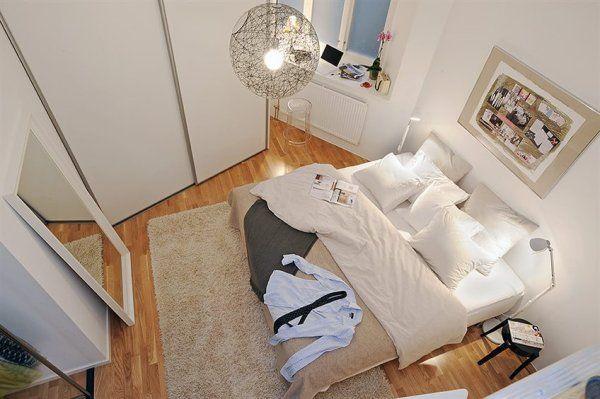 İsveç Yatak Odası Tasarımları (7)