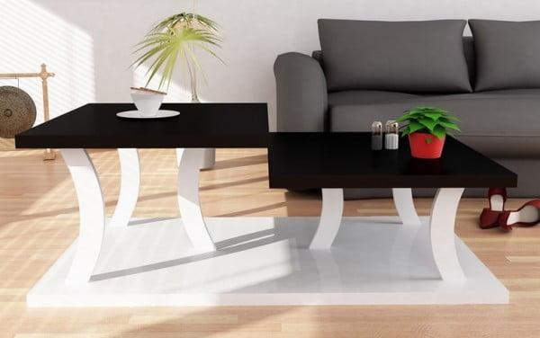 Dekoratif orta sehpa modelleri (2)