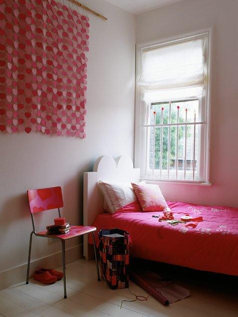 Kız Çocuk Odası Örnekleri (5)