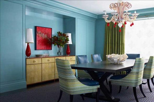 Mavi Yemek Odası (12)