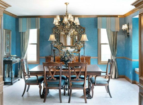 Mavi Yemek Odası (3)