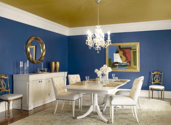 Mavi Yemek Odası (4)