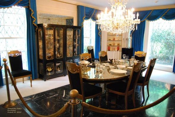 Mavi Yemek Odası (6)