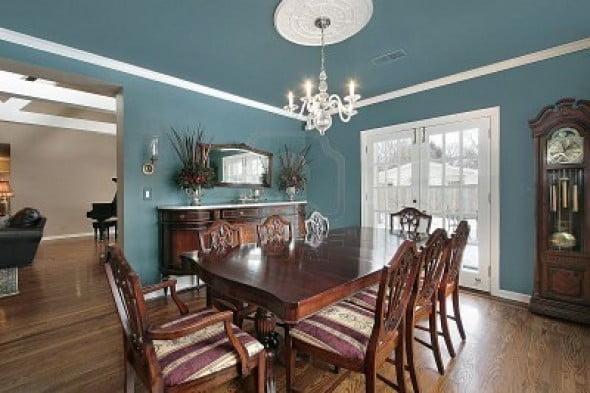 Mavi Yemek Odası (7)
