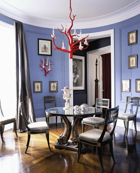 Mavi Yemek Odası (9)