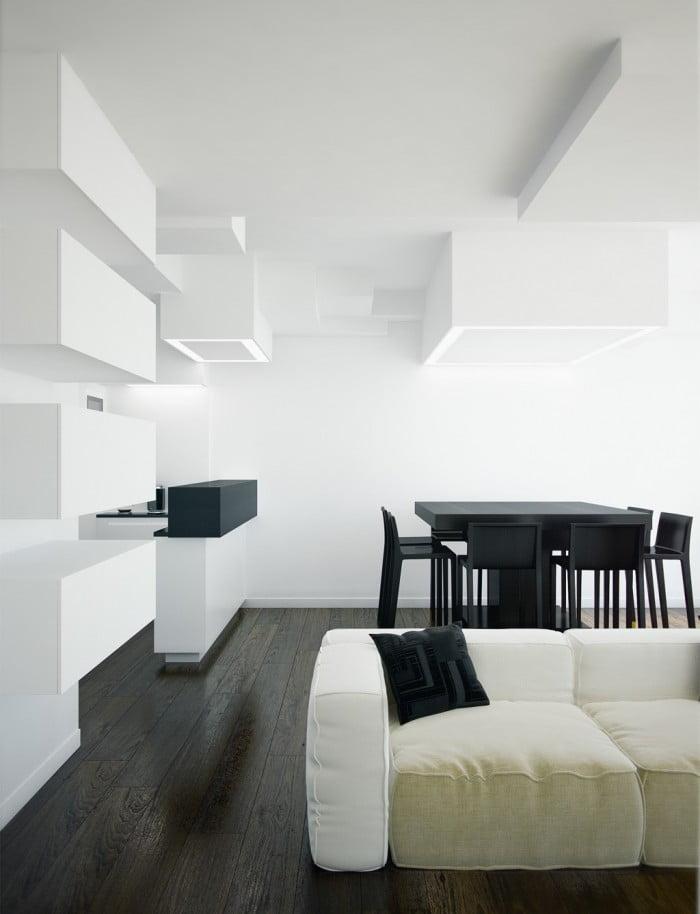 Oturma Odası Dekorasyonu (10)