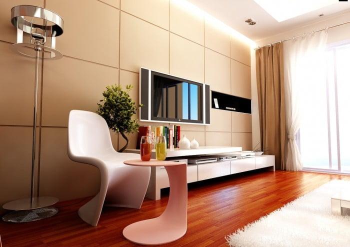 Oturma Odası Dekorasyonu (11)