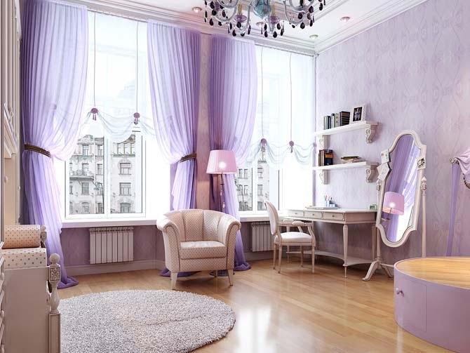 Renkli Lüks Ev Dekorasyon Örnekleri (3)